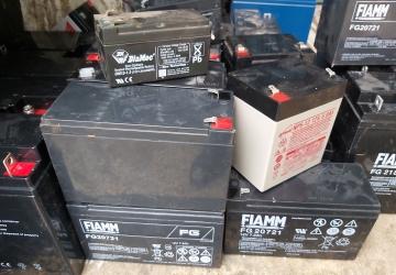 Biztonságtechnikai akkumulátor felvásárlás